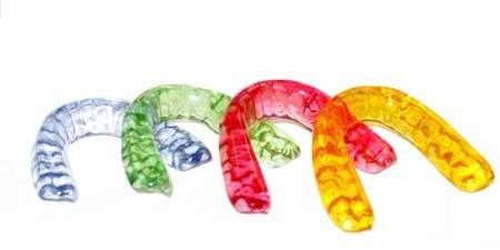 انواع مختلف نایت گاردهای دندانی