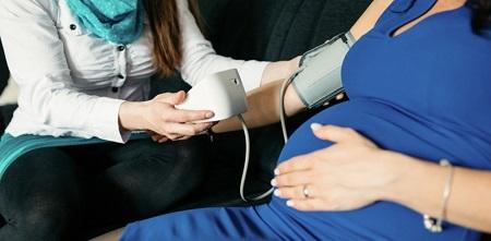 عملها در سه ماههی اول بارداری